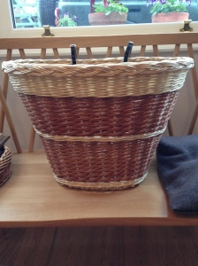 Ladies Bicycle Basket