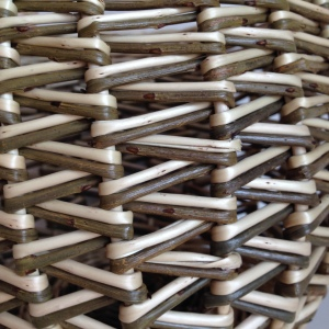 Zigzag weave