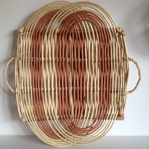 Willow serving platter