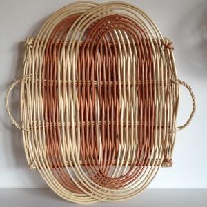 Willow serving platter